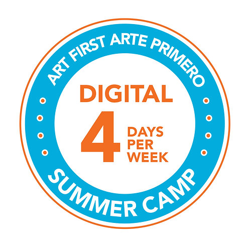Digital Art First – 4 days per week
