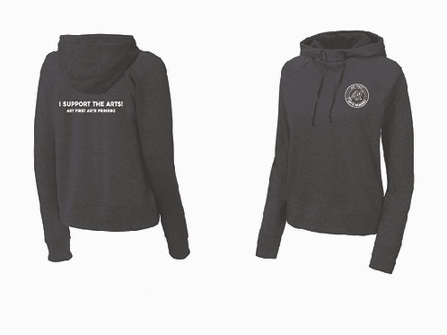 Hoodie for Youth (Charcoal Gray)