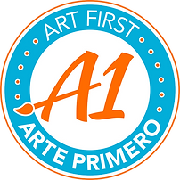 Art First ArtePrimero logo.png