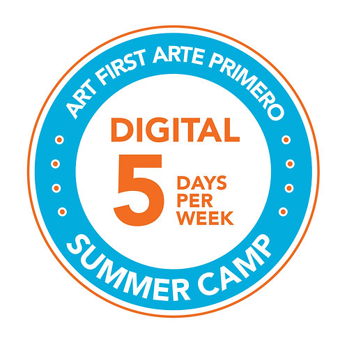Digital Art First – 5 days per week