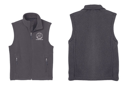 Vest Youth (charcoal gray)