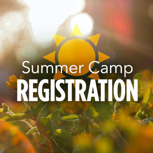 Summer Camp Registration Fee ($50)