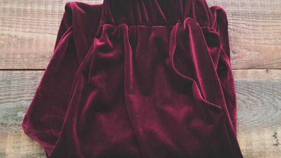 Velvet loungewear set  -  2 colours