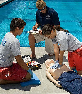Lifeguard Training Couses in Rockland County, NY