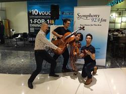 Y Quartet