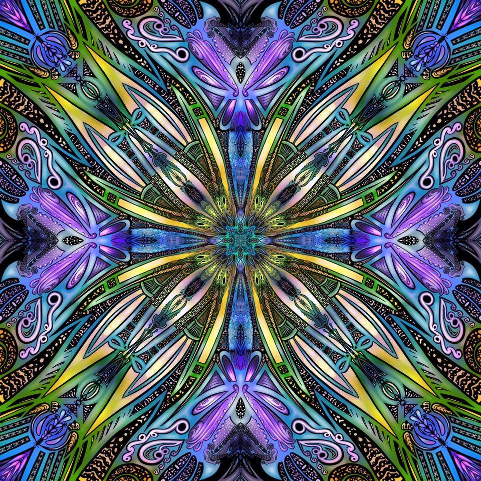 Rainbow Body Stargate