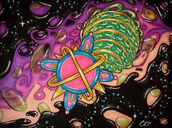 Cosmic Collisions