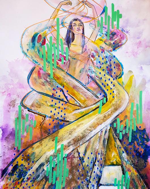 The Rise of the Divine Feminine