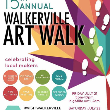 Walkerville Art Walk!