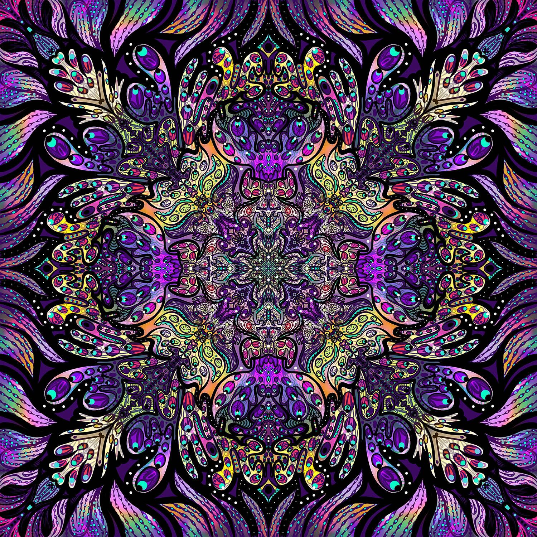 Mama Gaia Stargate Mandala