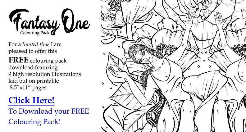 Fantasy One - Website Header - Christy L