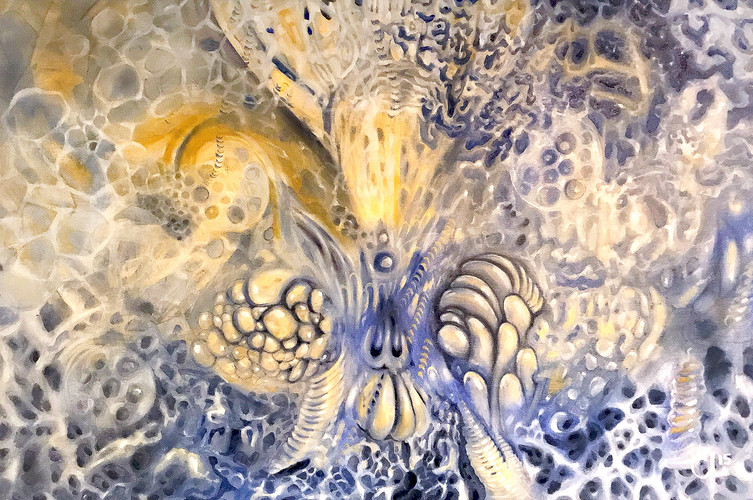 Alien Corals