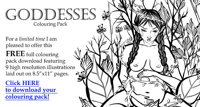 Goddesses -Website Header- Christy Litst