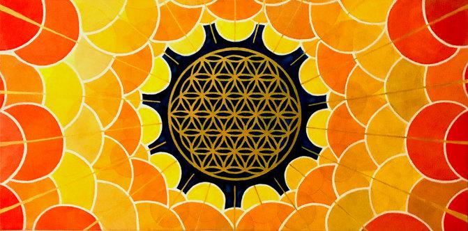 Solar Plexus Chakra - Christy Litster -