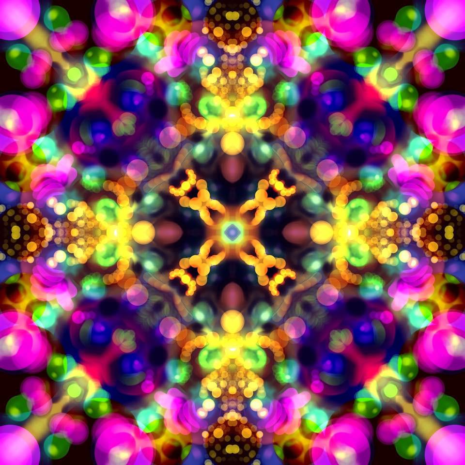 Kaliedoscope Eyes Stargate