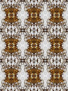 @@@26.11.20. Bilde - NOSTALGIA-Strong gold with black and white, 105 X 140 cm, til NETTS