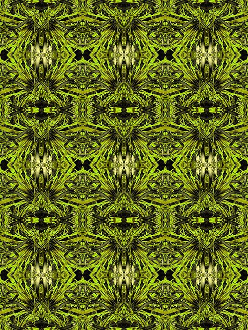 """PHOTOART """"ORIENTAL TWIST /CLOSED- Forest"""""""
