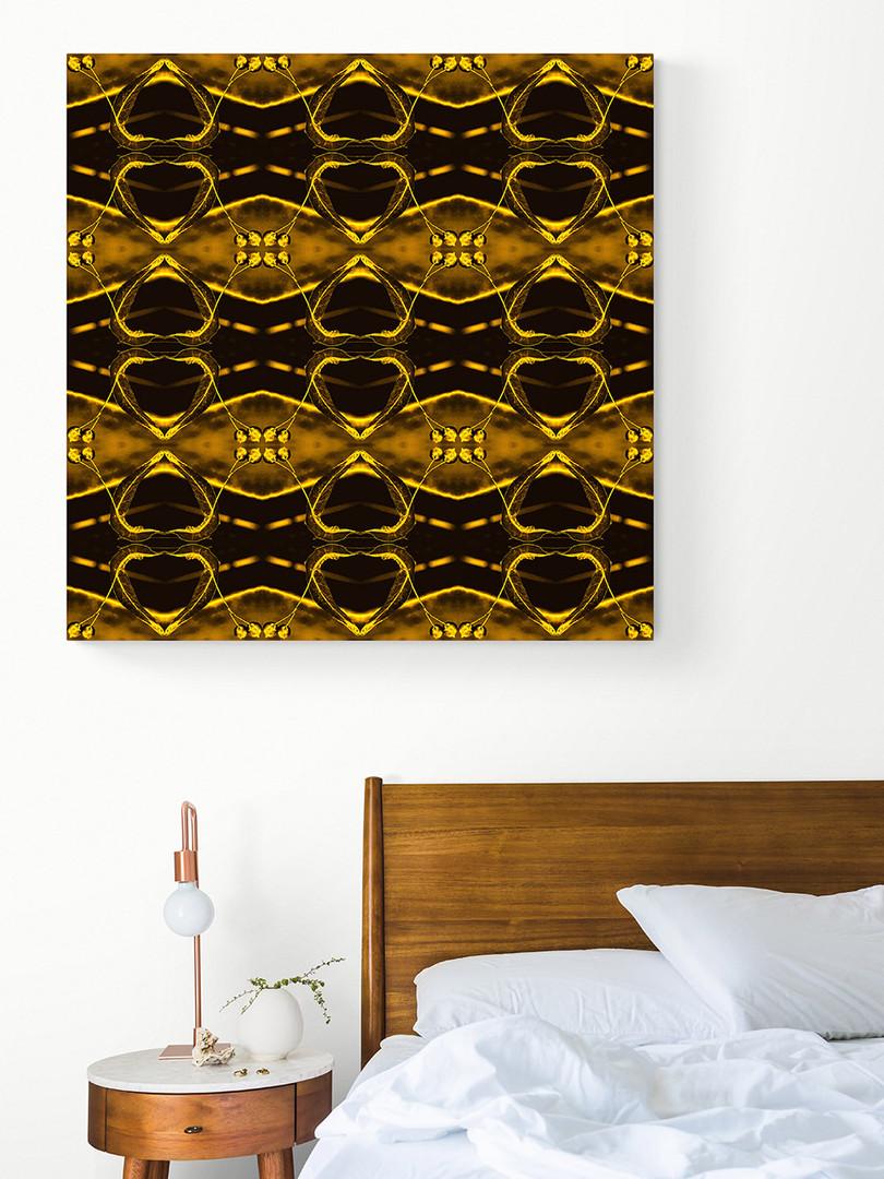 GOLDENLEAVES - Gold on golden