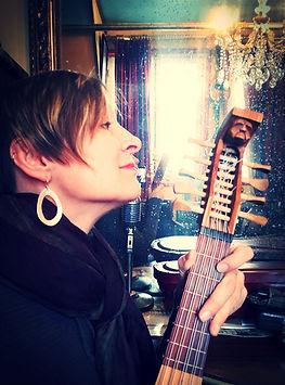 Misti Bernard, Designer and Musician