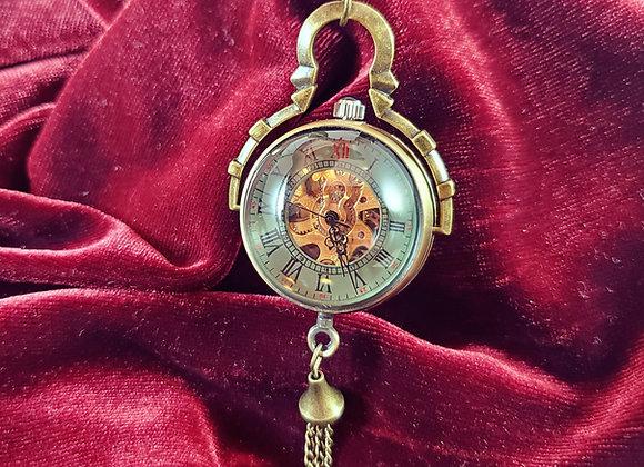 Mechanical Librarian's Watch