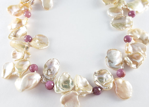Rubies and Pearls