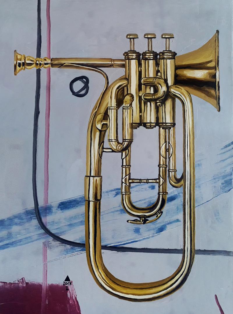 Bb Soprano Cornophone