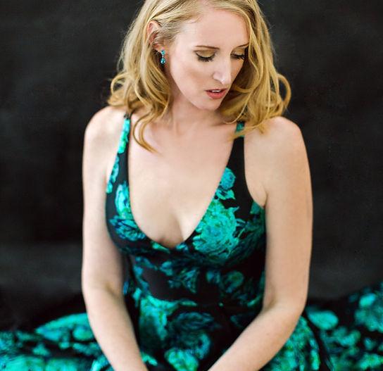 Vera Savage mezzo soprano
