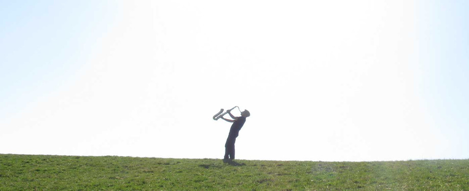 Saxophonist Marek Kopansky.