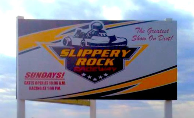 Slippery Rock Raceway Inc. kart racing