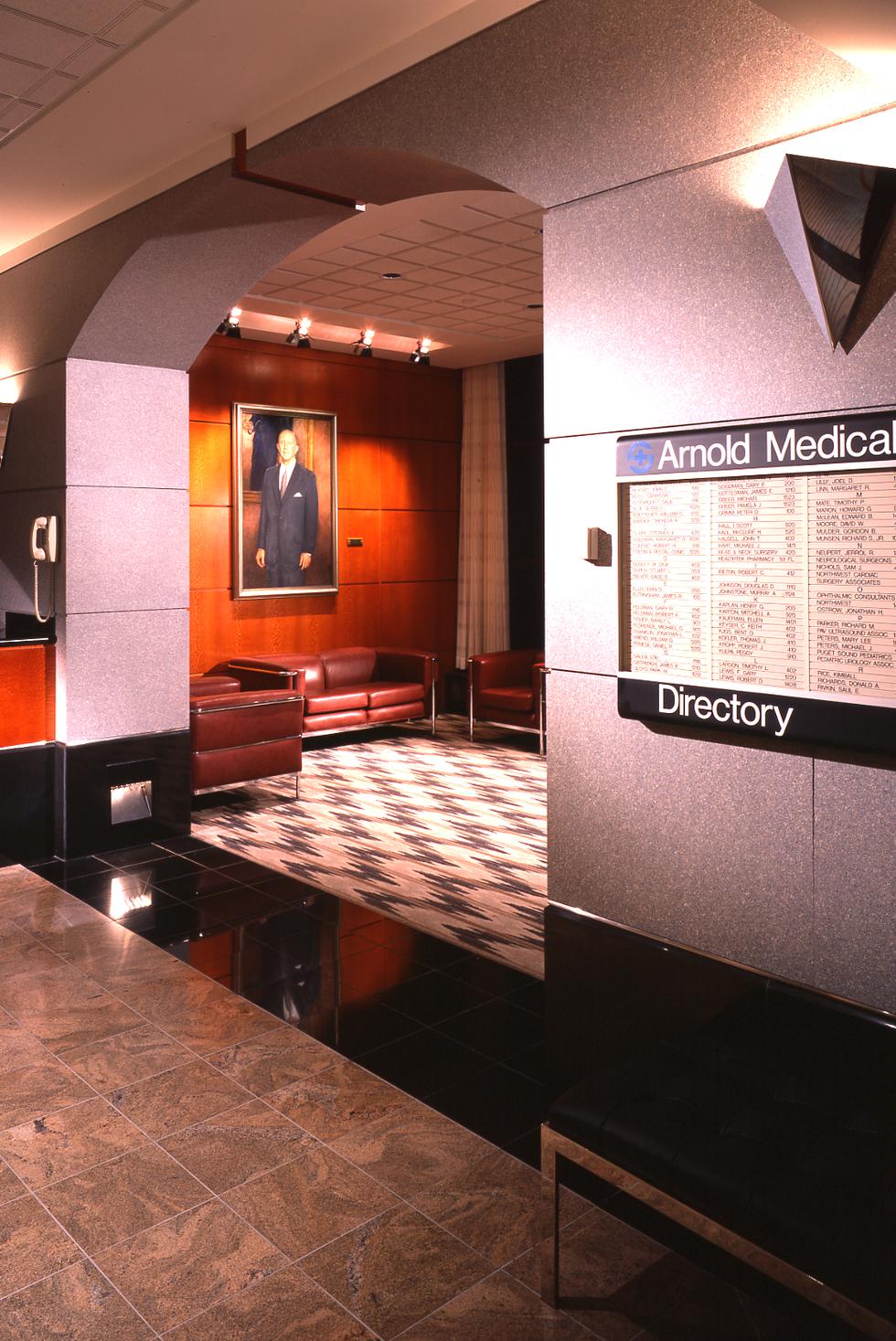 Arnold Medical Pavillion
