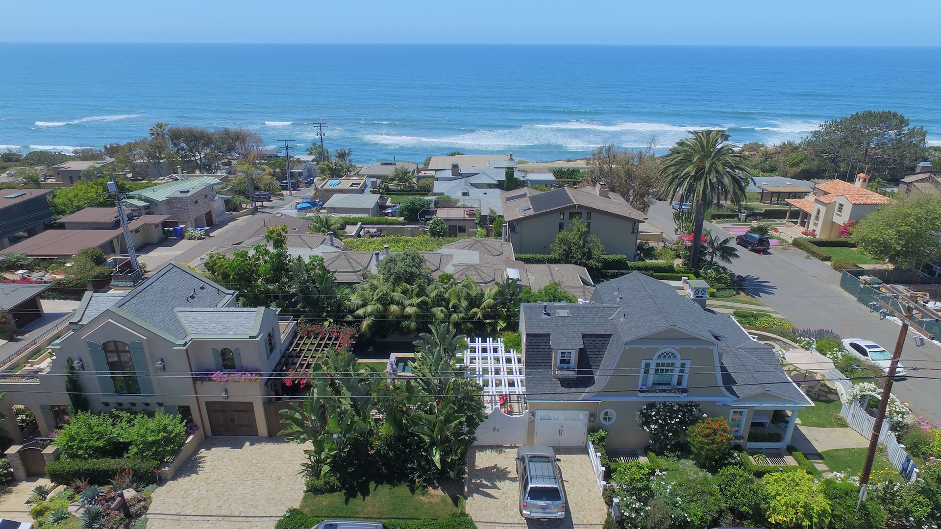 Del Mar Seaside Cottages