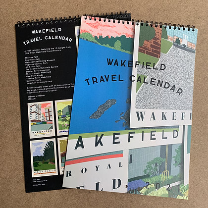 Wakefield Travel Calendar