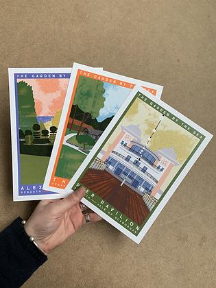 Penarth Travel Postcards