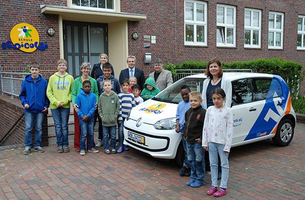 VRmobil - Ein Auto für die Schule