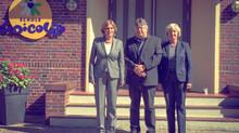 Besuch der Bildungsministerin Frau Ernst