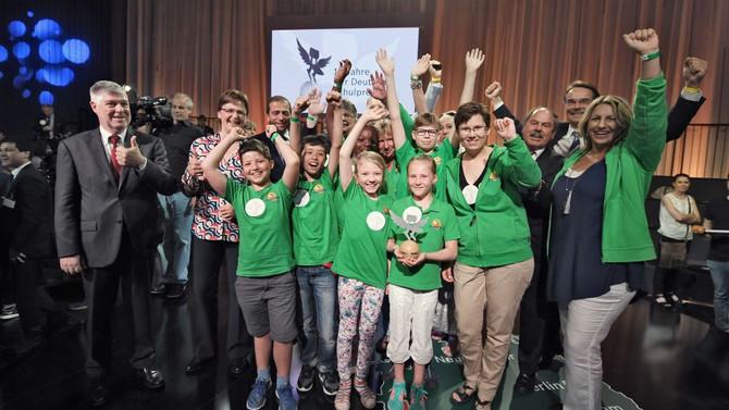 Gewinner beim Deutschen Schulpreis