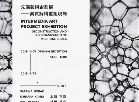 INTERMEDIA ART PROJECT EXHIBITION