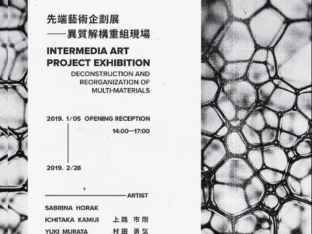 INTERMEDIA ART PROJECT EXHIBITION