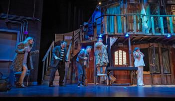 Noises Off // Theatre Calgary