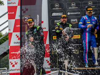 Second podium for Team Abba Racing in BGT Championship