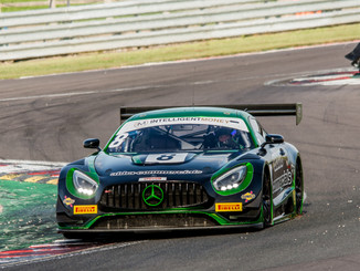 Team ABBA Racing returns to British GT series in 2021
