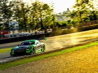 Team Abba Racing enjoys weekend of success in GT Cup