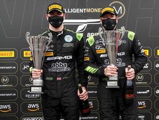 Successful start to British GT campaign for Team Abba