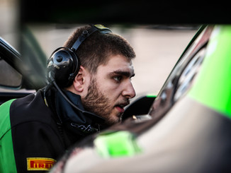 Neary to compete in 2021 GT Cup
