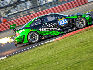 Teenager Neary picks up Driver Award at opening round of Britcar