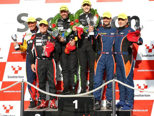 GT3 race win for Neary at just 17
