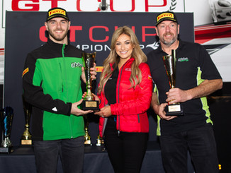 Team Abba Racing takes GT Cup crown