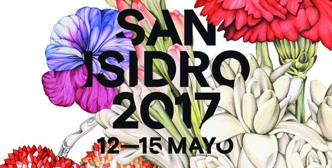 Logo de las Fiestas de San Isidro 2017 / Fuente: Ayuntamiento de Madrid