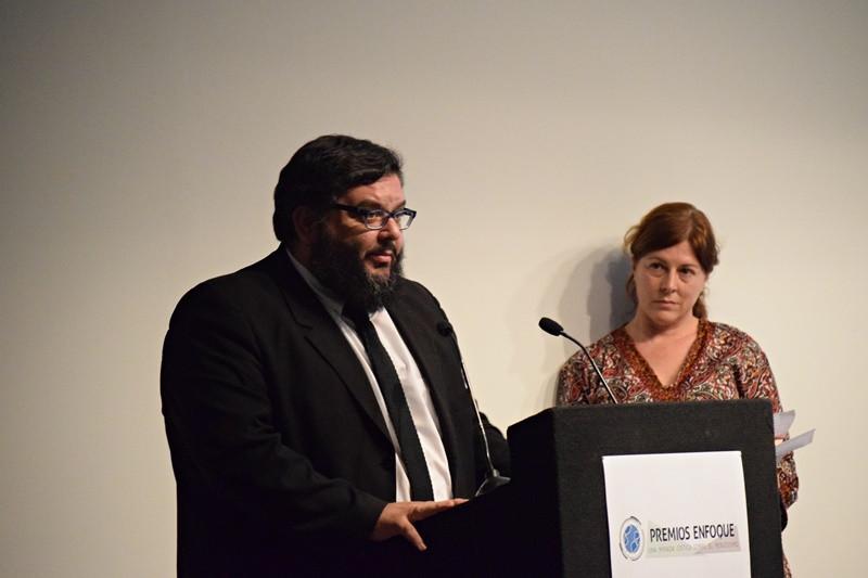 Jesús Blasco de Avellaneda y Magda Bandera. / Fuente: B.J.
