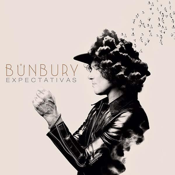 Portada del disco de Bunbury. / FUENTE: Efe Eme